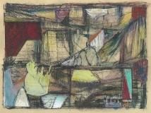 David Reed-The-Dock-at-Sunset