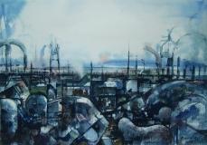 David Reed-City Beyond Repair