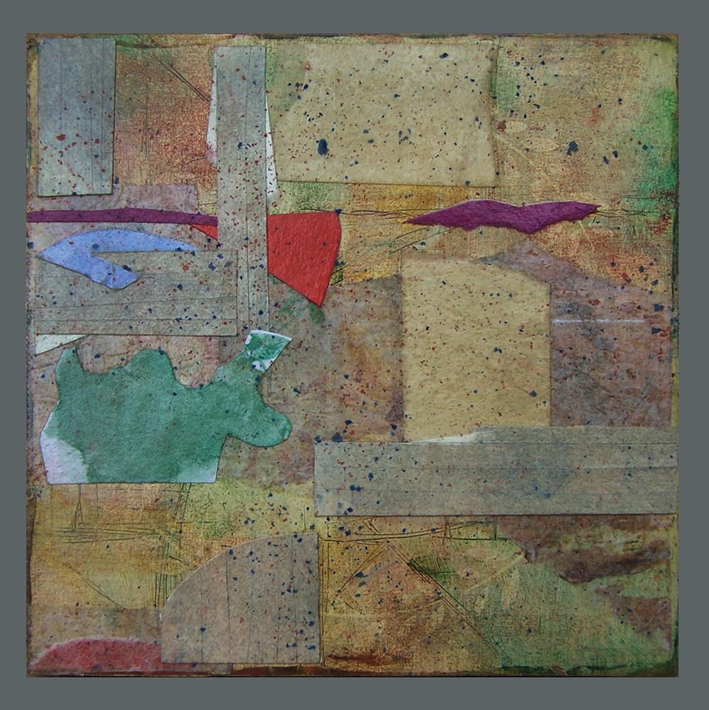 David Reed-Map